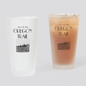 ABH Oregon National Historic Trail Drinking Glass
