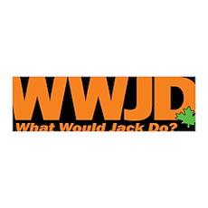 WWJackDo 42x14 Wall Peel