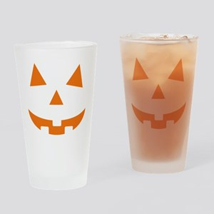 Jack O Lantern Drinking Glass