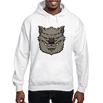 The Werewolf (Gray) Hooded Sweatshirt