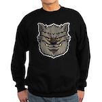 The Werewolf (Gray) Sweatshirt (dark)