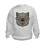The Werewolf (Gray) Kids Sweatshirt