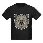 The Werewolf (Gray) Kids Dark T-Shirt