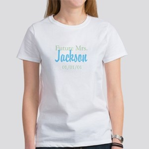 Custom Future Mrs. Women's T-Shirt