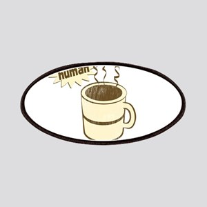 Instant Human Just Add Coffee Patches