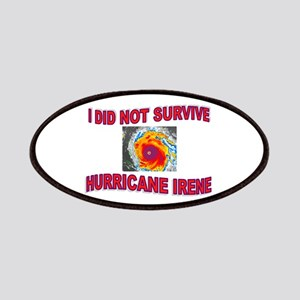 HURICANE VICTIM Patches