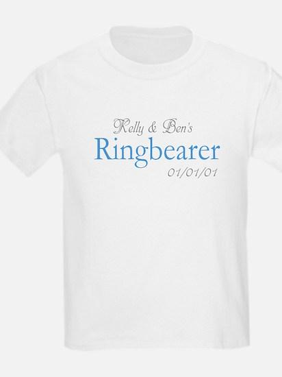 Custom Ringbearer T-Shirt