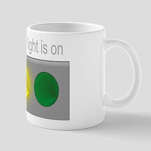 Caution Light Mug