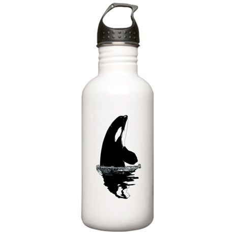 Orca Killer Whale Stainless Water Bottle 1.0L