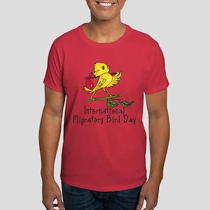 Celebrate Migratory Birds Dark T-Shirt