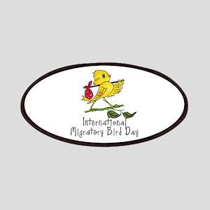 Celebrate Migratory Birds Patches