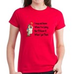 Lost Women's Dark T-Shirt