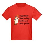 Lost Kids Dark T-Shirt