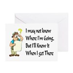 Lost Greeting Cards (Pk of 10)