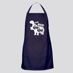 The Big Pum Pui - Thai Script Apron (dark)