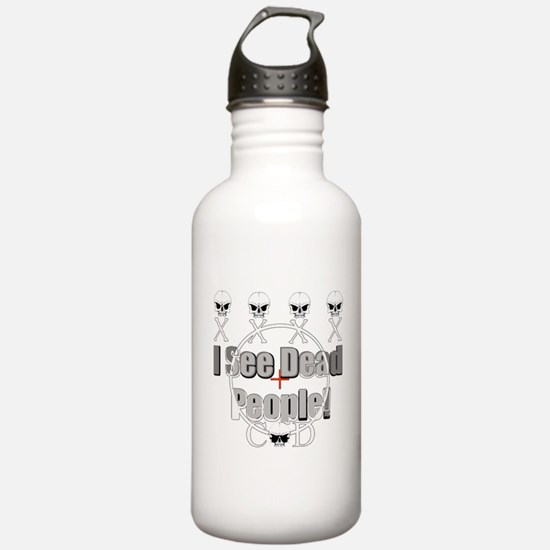 Cod gamer 4 Water Bottle