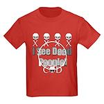 Cod gamer 4 Kids Dark T-Shirt