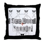 Cod gamer 4 Throw Pillow