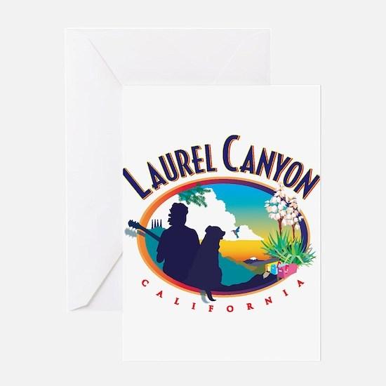 Unique Laurel Greeting Card