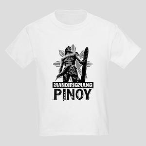 Mandirigmang Pinoy Kids Light T-Shirt