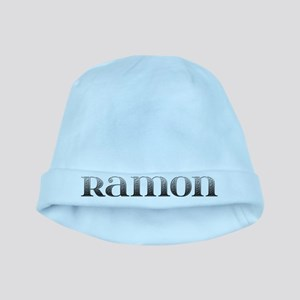 Ramon Carved Metal baby hat