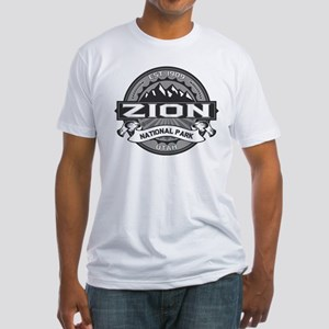 Zion Ansel Adams Fitted T-Shirt