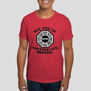 Classic LOST Quote Dark T-Shirt