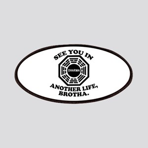Classic LOST Quote Patches