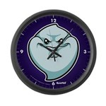 The Ghost Large Wall Clock