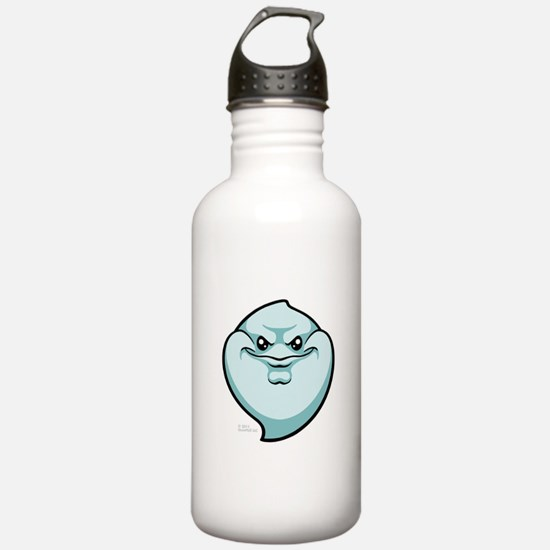 The Ghost Water Bottle