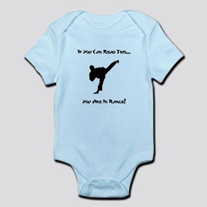 You Are In Range Infant Bodysuit