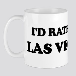 Rather be in Las Vegas Mug