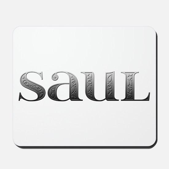 Saul Carved Metal Mousepad