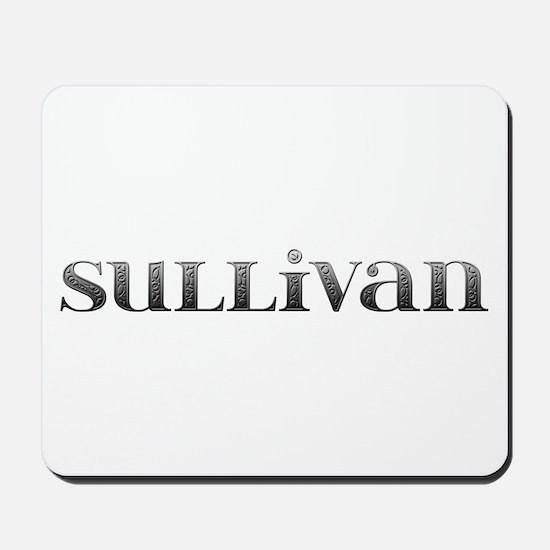 Sullivan Carved Metal Mousepad