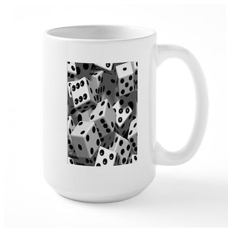 CRAPS Large Mug