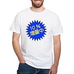 zouryou White T-Shirt