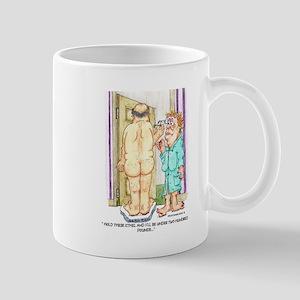 Funny Medical Weigh In Mug