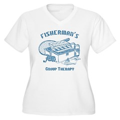 Fisherman's Group Therapy T-Shirt