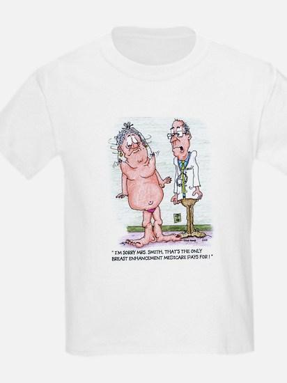 Medicare Boob Job T-Shirt