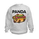 Panda Kids Sweatshirt