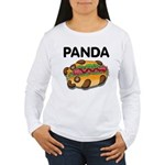 Panda Women's Long Sleeve T-Shirt
