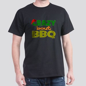 I love BBQ Dark T-Shirt