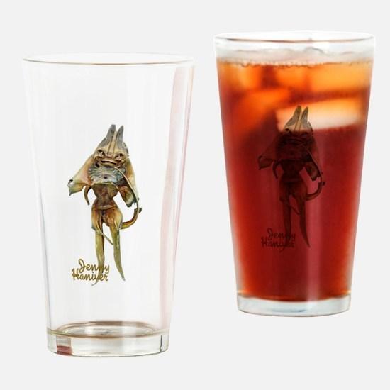 Jenny Haniver Drinking Glass