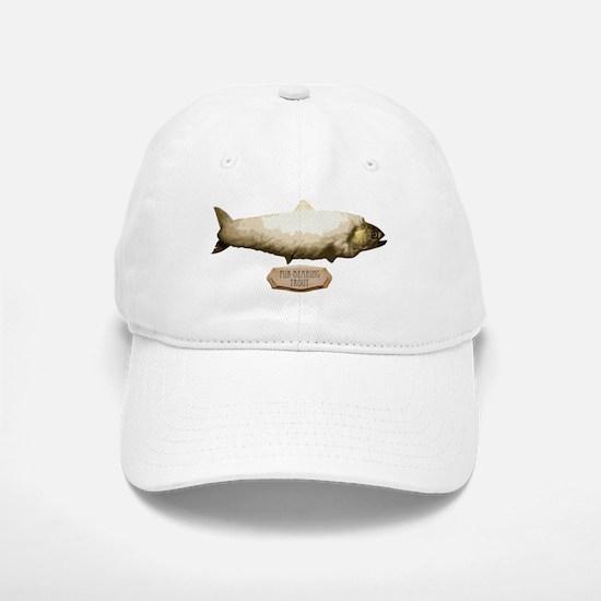 Fur-Bearing Trout Baseball Baseball Cap
