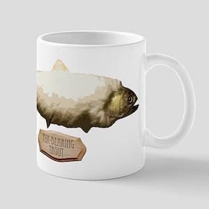 Fur-Bearing Trout Mug