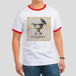 FRENCH GARDEN Ringer T
