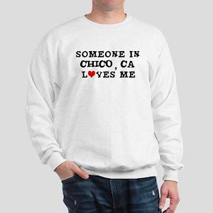 Someone in Chico Sweatshirt