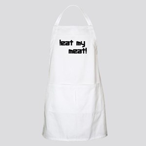 EAT MY MEAT! BBQ Apron