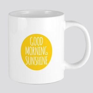 Good morning sunshine 20 oz Ceramic Mega Mug