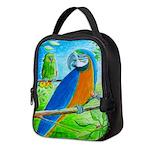 Flipping Birds Neoprene Lunch Bag